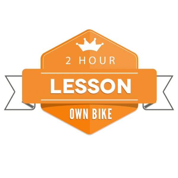 Lesson 2-Hour Own Bike